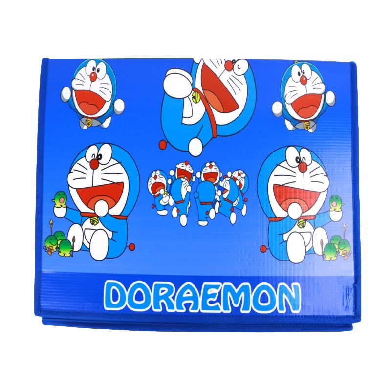 Radysa Doraemon Biru Toy Box Organizer