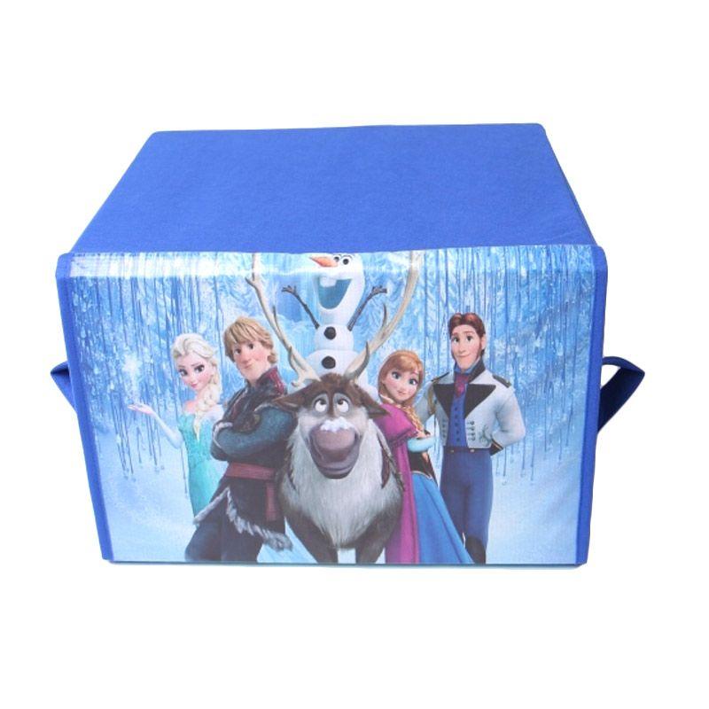 Radysa Frozen Biru Toy Box Organizer