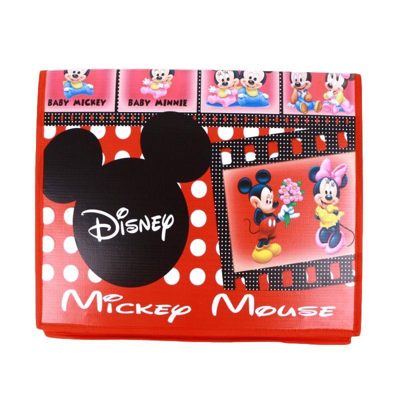 Radysa Mickey Mouse Merah Toy Box Organizer