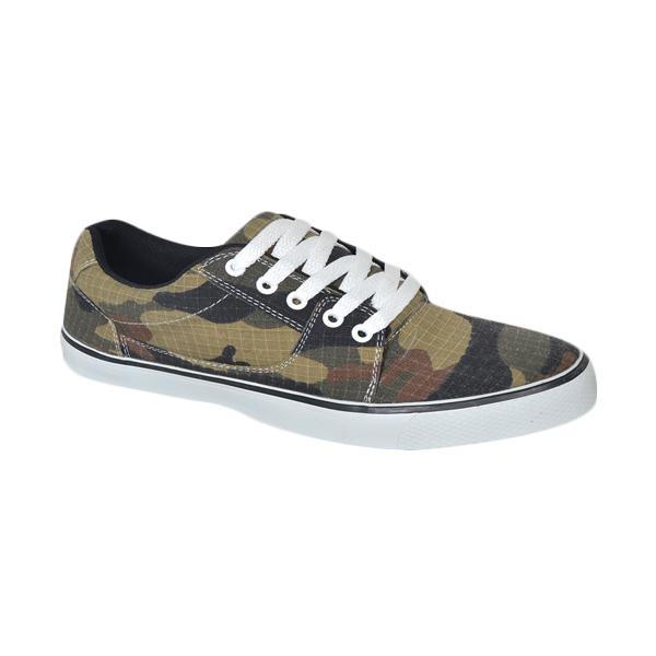 harga Raindoz Casual Army RAP 012 Green Sepatu Pria Blibli.com