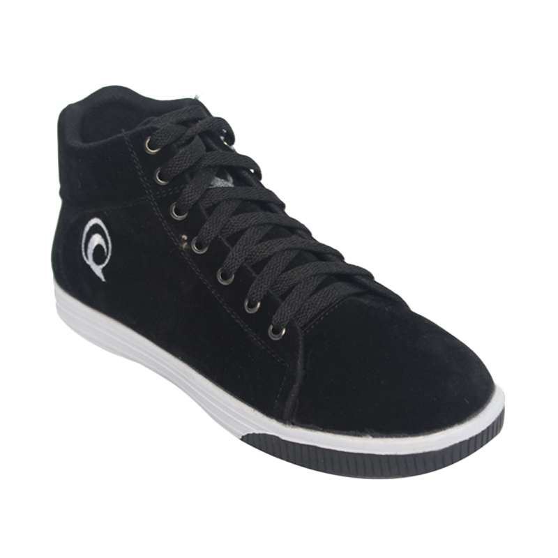 Raindoz Casual High Lace Black