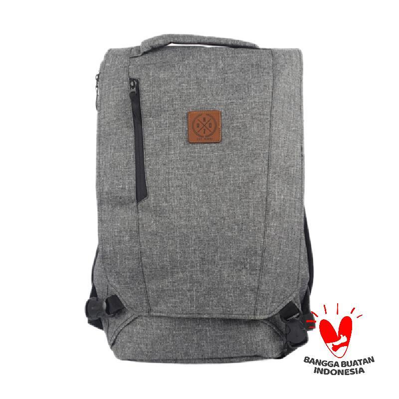 Raindoz RMB007 Simple Grey Backpack