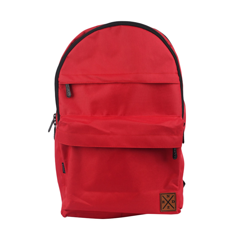Raindoz RSR006 Simple Red Backpack