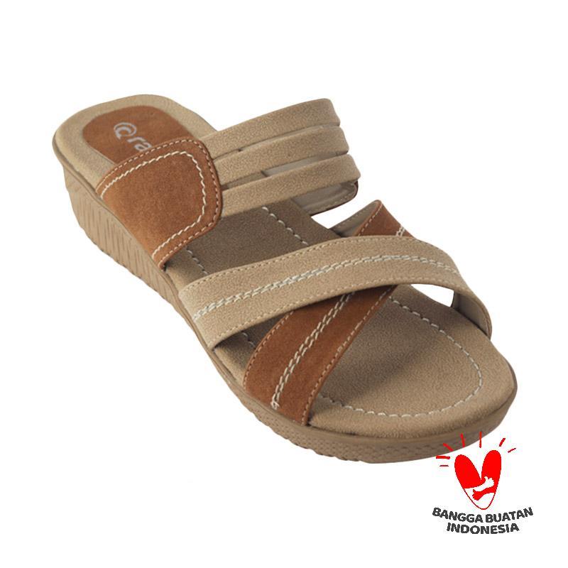 Raindoz Women RHM205 Sandals - Cream