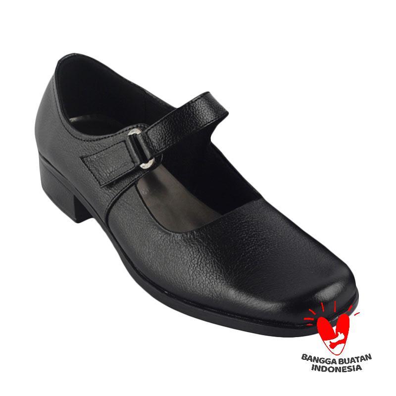 Raindoz Women RUP 036 Low Strap Pantofel Wanita - Black