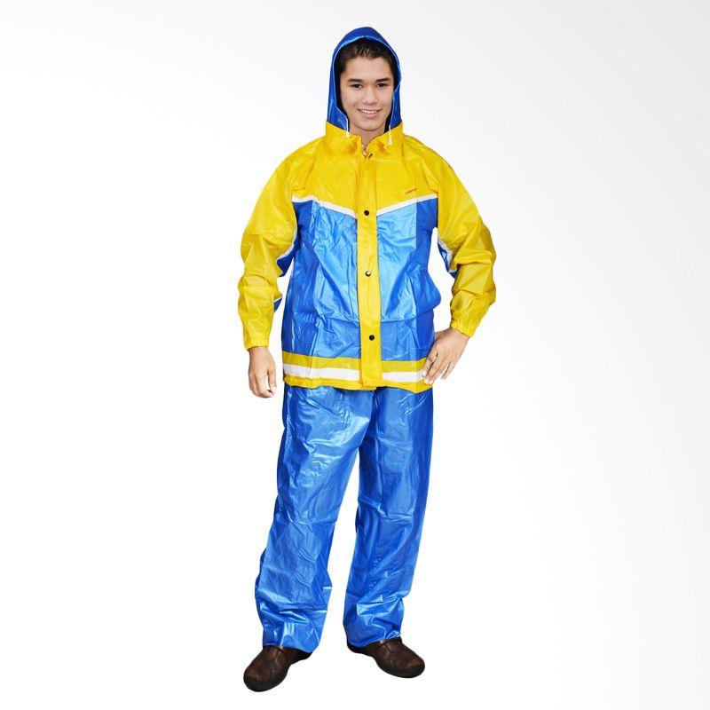 Rainwear Orlando Kuning Set Jas Hujan