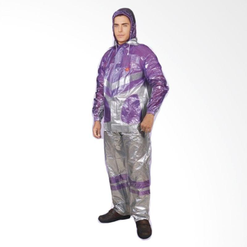 Rainwear Winner Ungu Jas Hujan