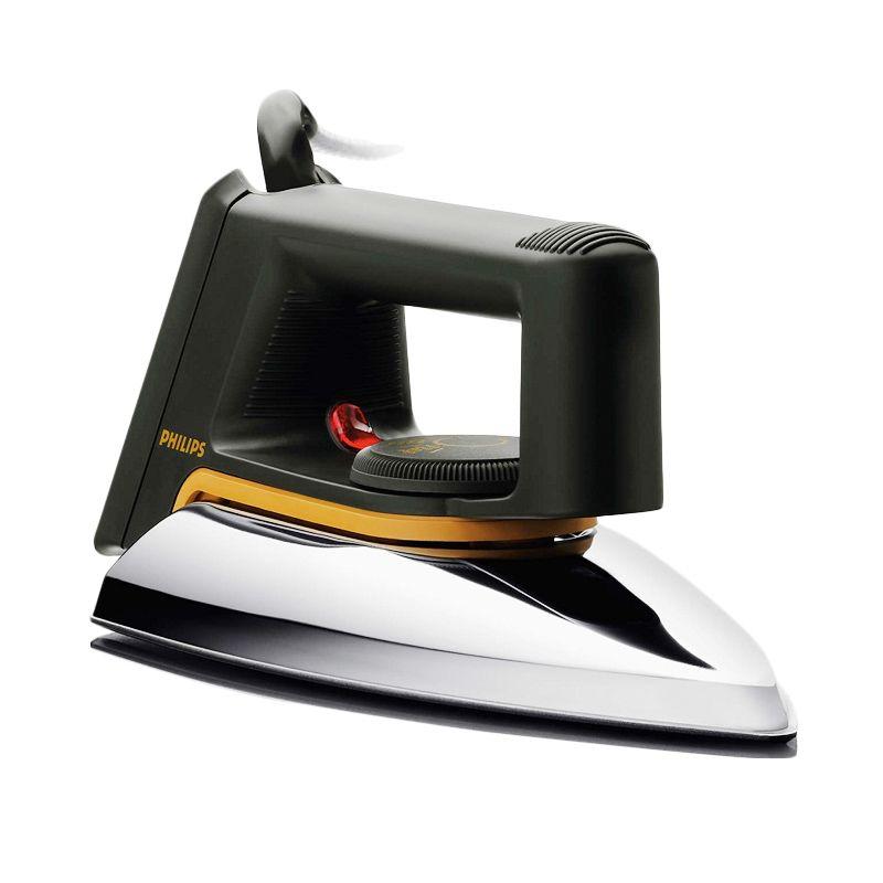 Philips HD1172 Dry Iron Hitam Setrika Listrik