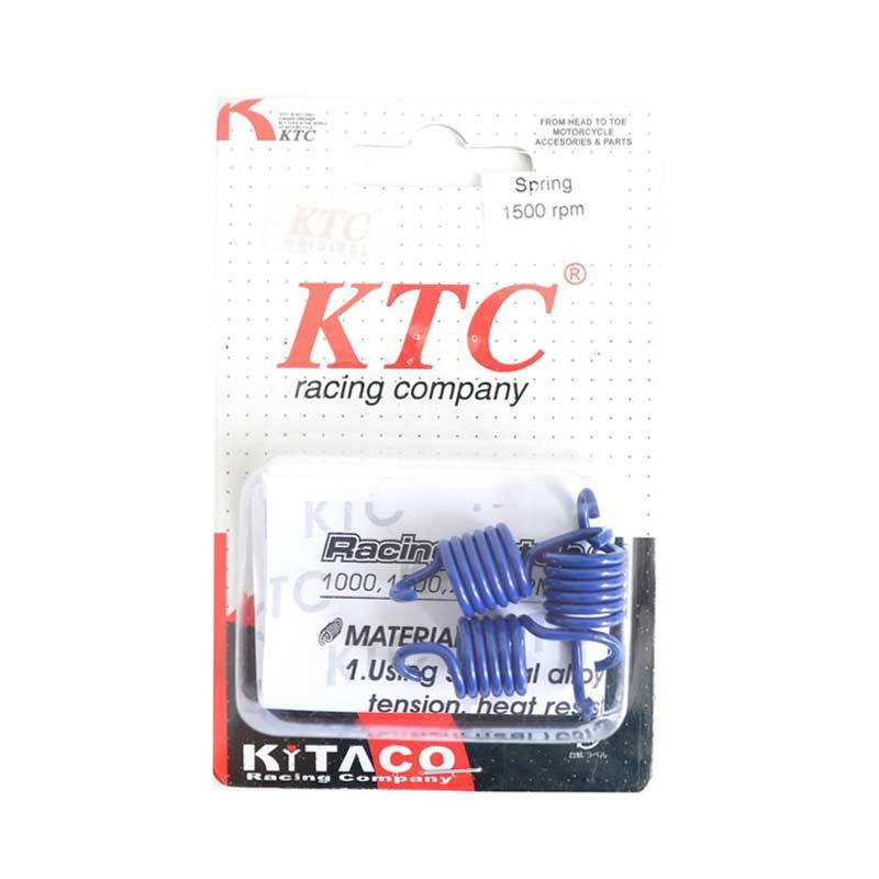 Kitaco KTC Otomatis 1500 RPM Biru Per Kopling for Honda Vario [PRK1141]