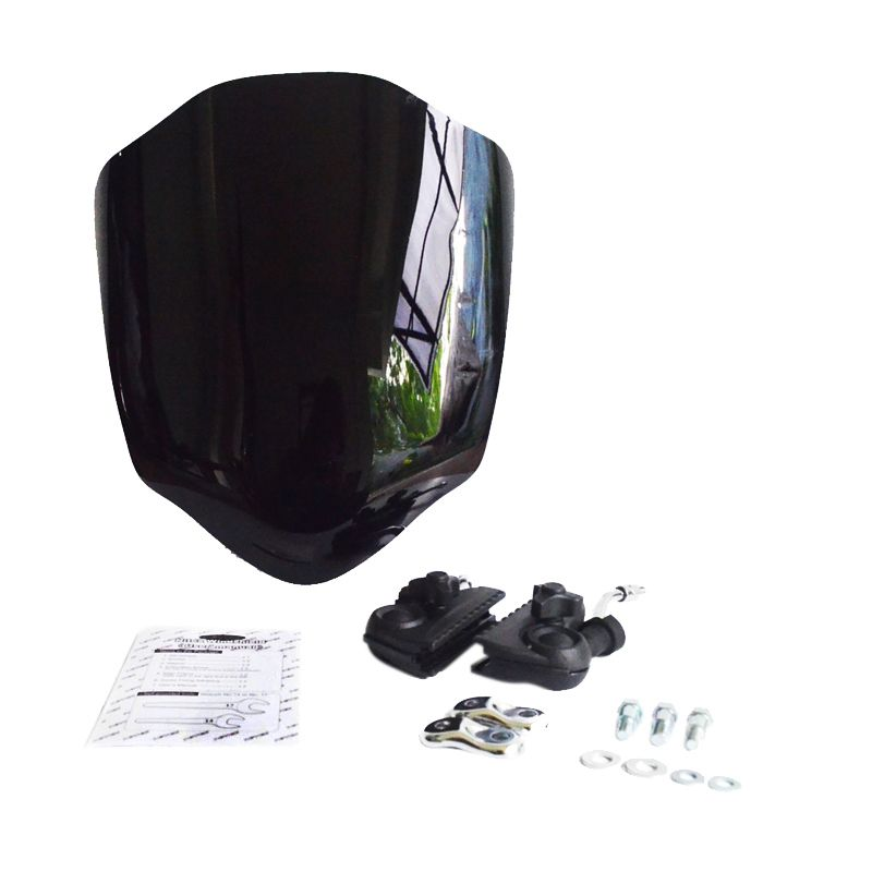 Nitex MTL9016 Windshield Adjustable Universal Hitam