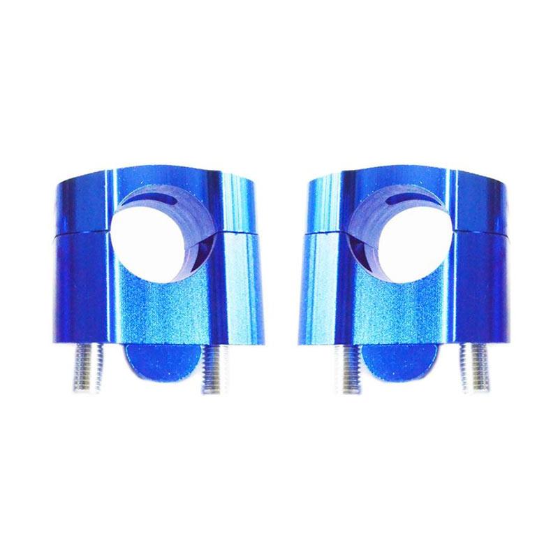 harga Raja Motor Aksesoris Motor SCT Peninggi Setang Motor Fatbar CNC 28 mm - Biru [PES9029-Biru] Blibli.com