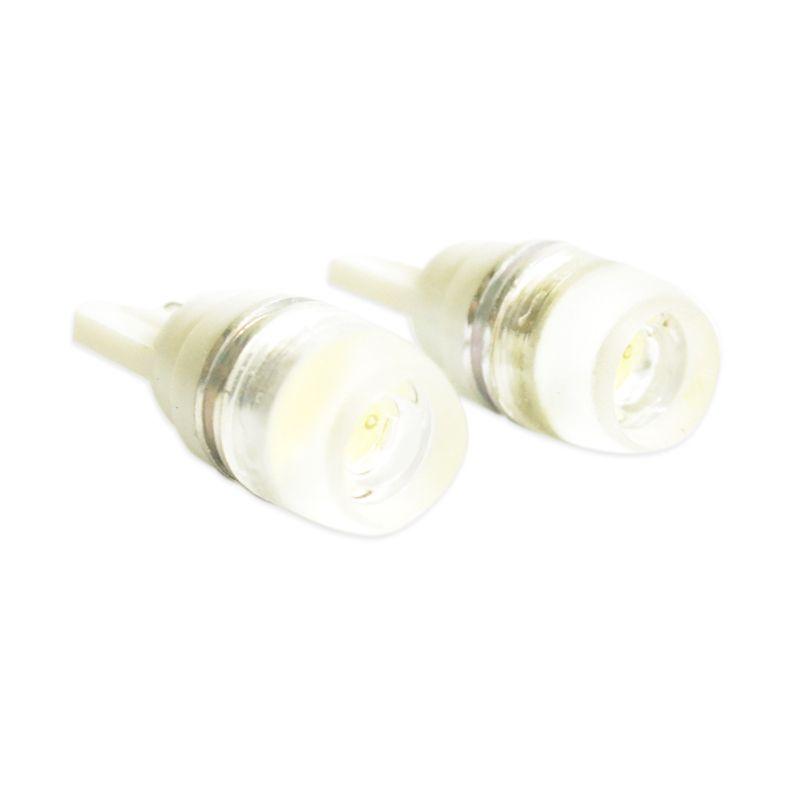 Raja Motor DOR9016 Colok Lensa Putih Lampu Rhihting Sen