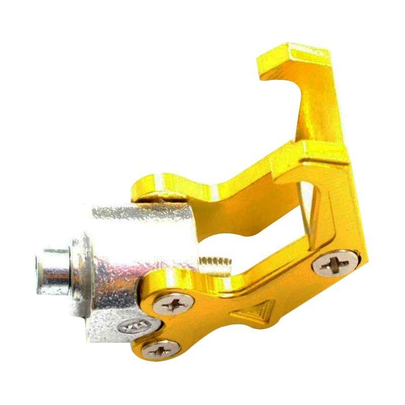 Raja Motor GAT9005 Gold Gantungan Motor
