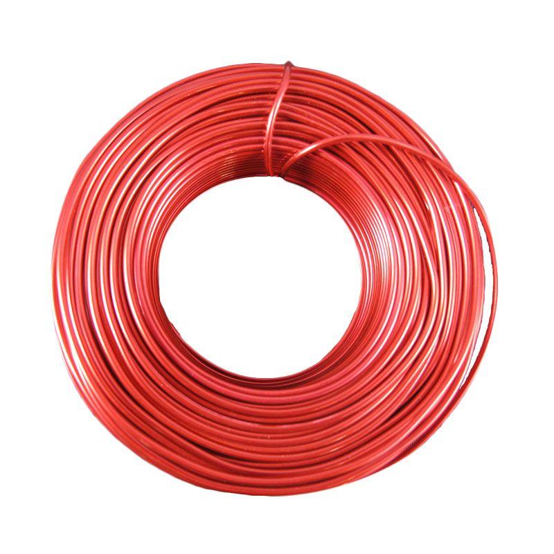 Raja Motor KBL9001 Merah Kabel Strum [2 m]
