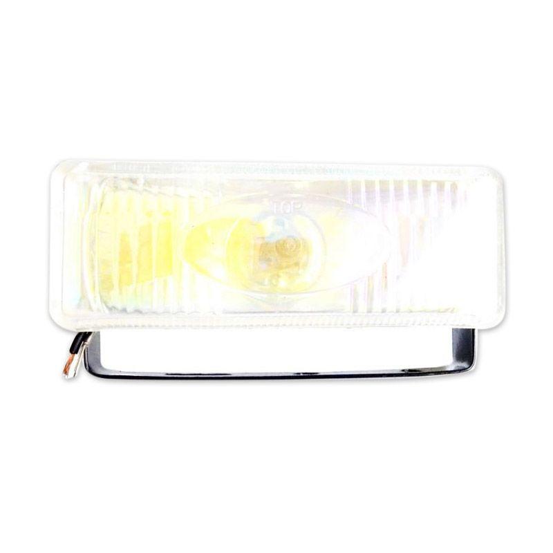 Raja Motor Kotak Pelangi LAH9006 White Lampu Halogen [12 V]