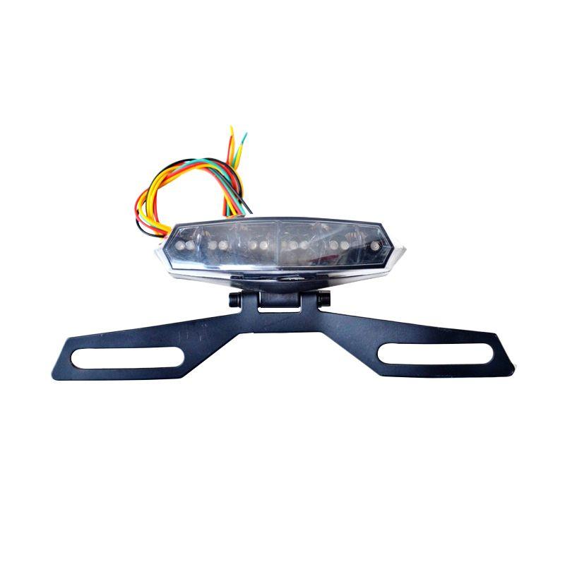 Raja Motor LAV1070 Stop Lamp LED Lampu Motor [Small]