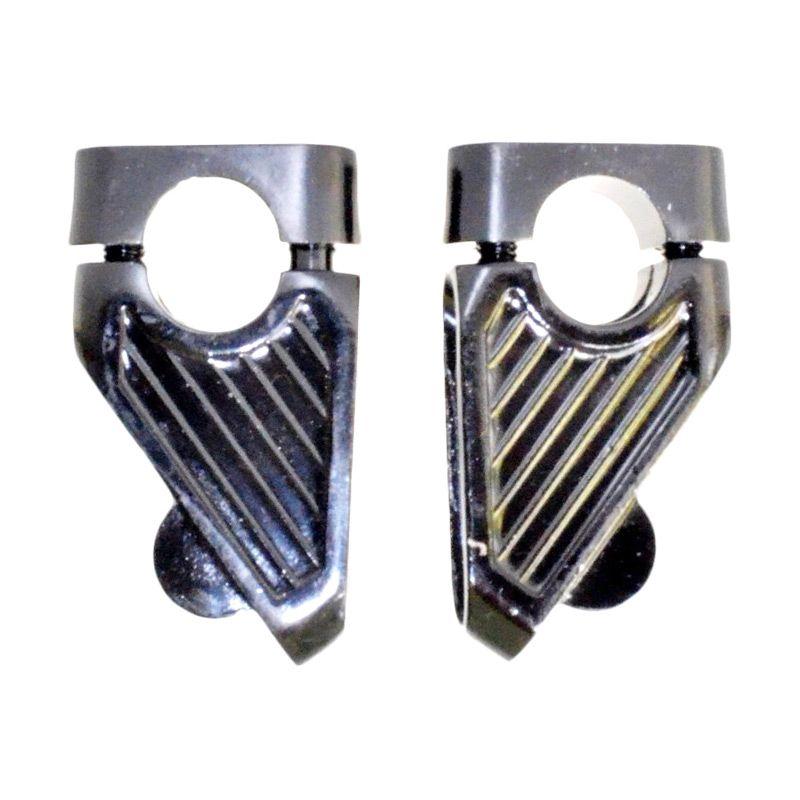 harga Raja Motor PES9003-Hitam Peninggi Stang Tinggi Mundur Blibli.com