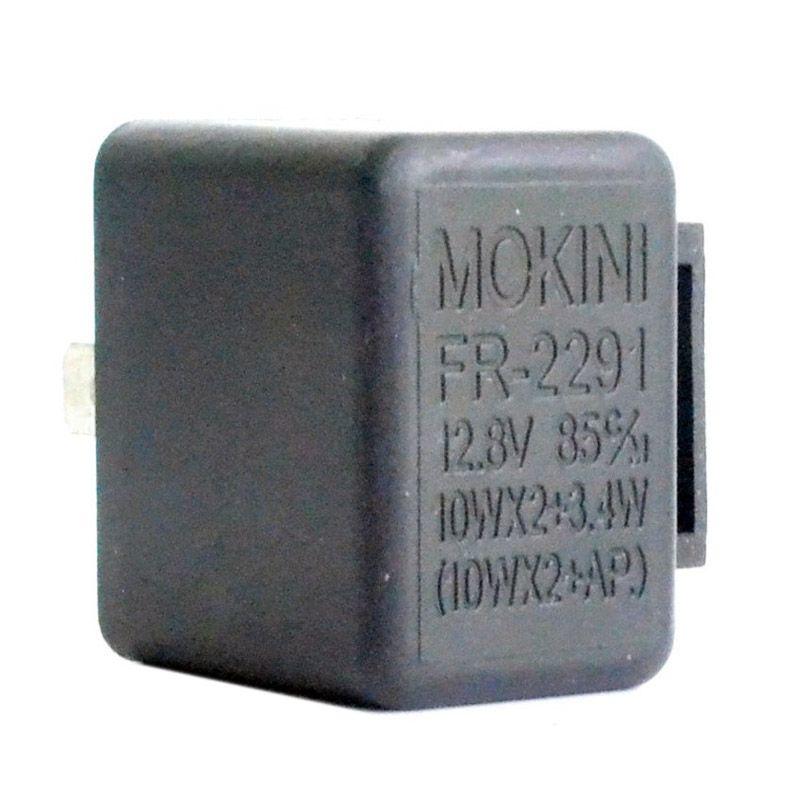 Raja Motor REL8015 Sen 2 Pin Hitam Relay Flasher