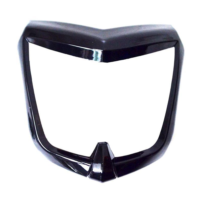 Raja Motor RLD3031 Ring Hitam untuk Yamaha Vixion Lampu Depan