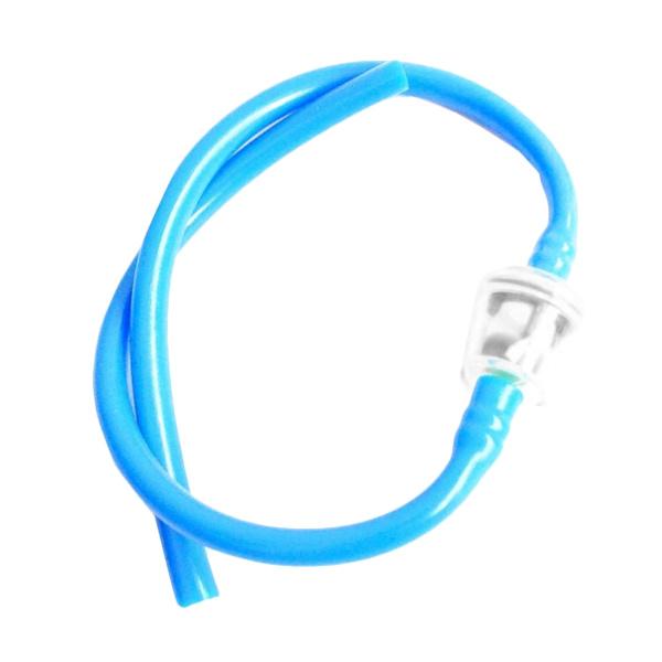 harga Raja Motor Selang Bensin Warna dengan Filter Bensin Transparan Biru [SLB8002-Biru] Blibli.com