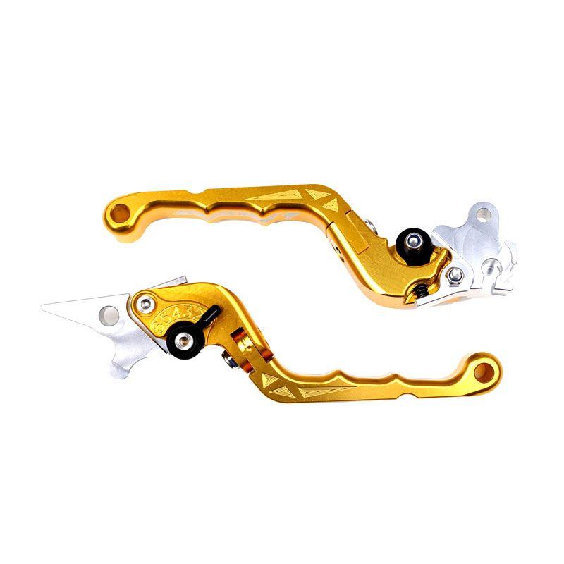harga RajaMotor HDL3166 Gold Handle Lipat untuk Yamaha RX King New/Vixion Blibli.com