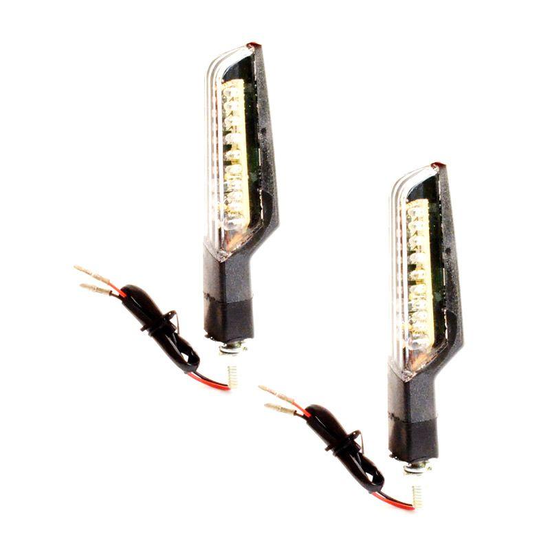 RajaMotor SEM9058 0019 LED Lampu Mini [Gepeng]