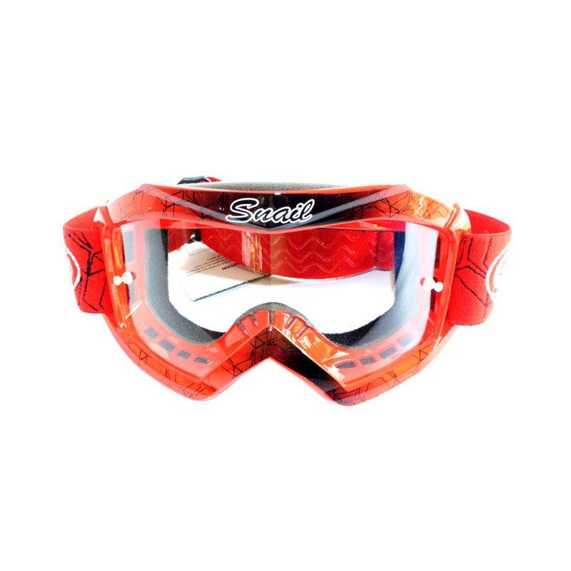 Snail KMT6062 MX32 Merah Google Kacamata