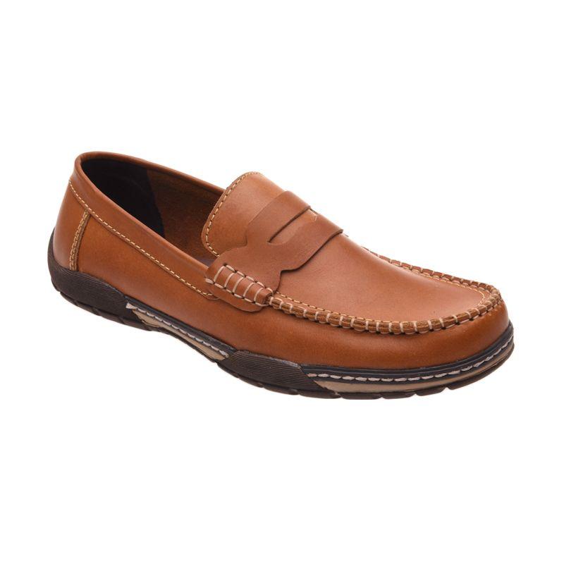 Formen DF 103 Tan Sepatu Pria