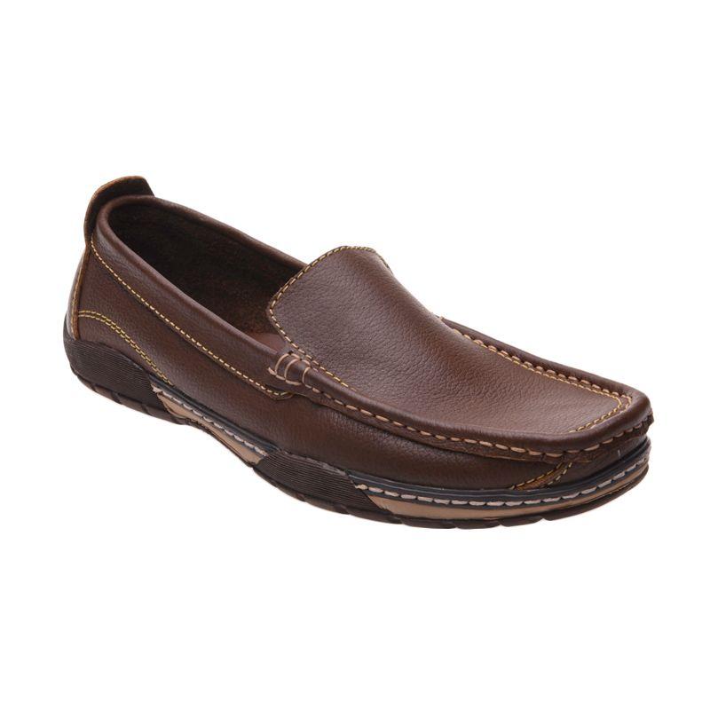 Formen AF 102 Brown Sepatu Pria