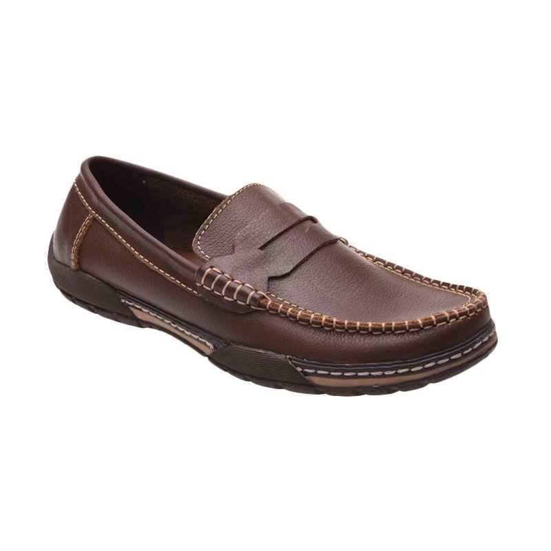 Formen AF 103 Brown Sepatu Pria