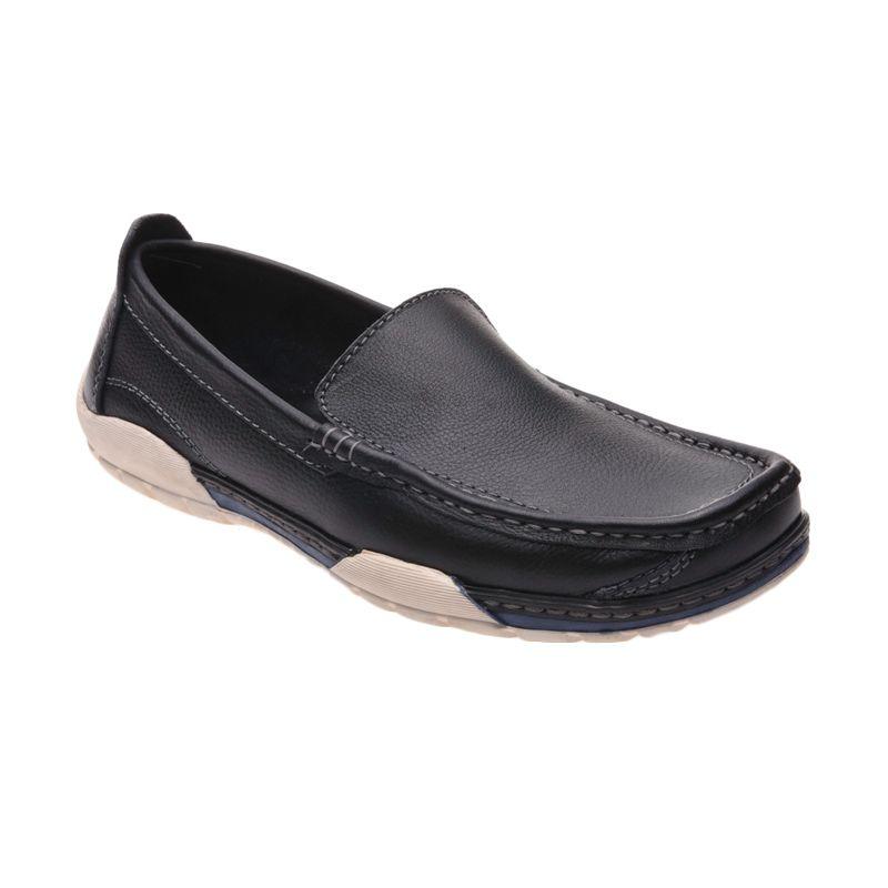Formen BF 102 Black Sepatu Pria