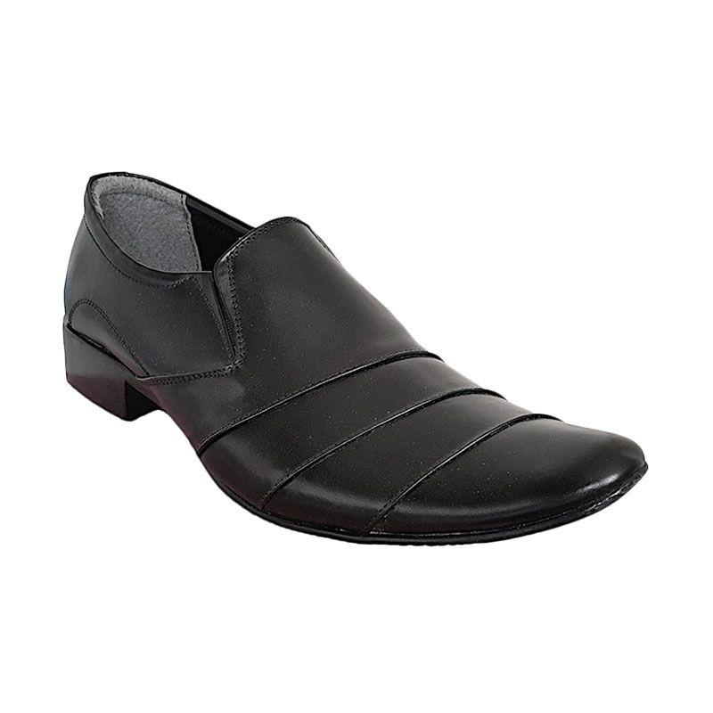 Handymen 204 Black Sepatu Pria