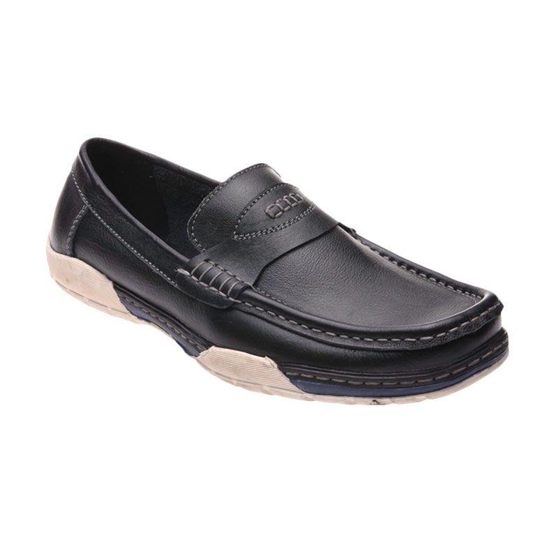 Formen AF 104 Black Sepatu Pria