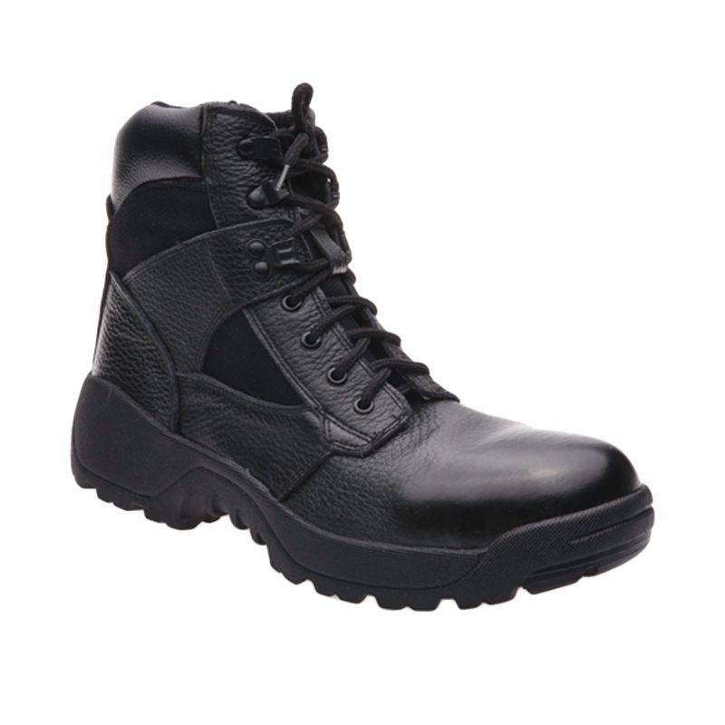Handymen AR 018 Black Sepatu Pria