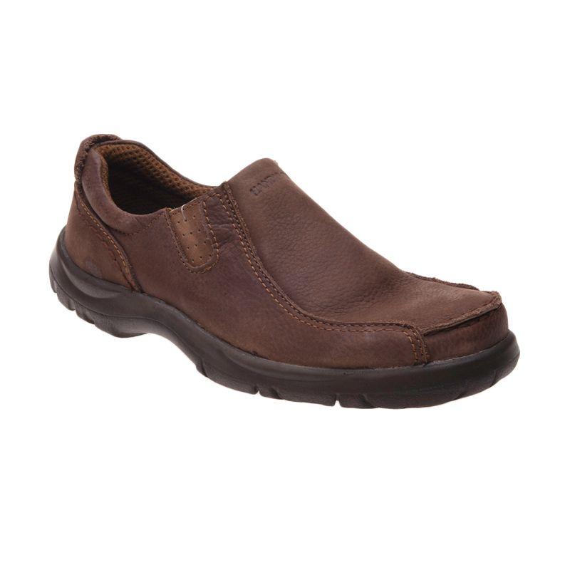 Handymen END 01 Brown Sepatu Pria
