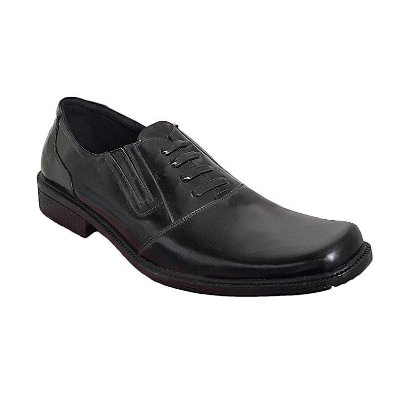 Handymen F 05 Black Sepatu Pria