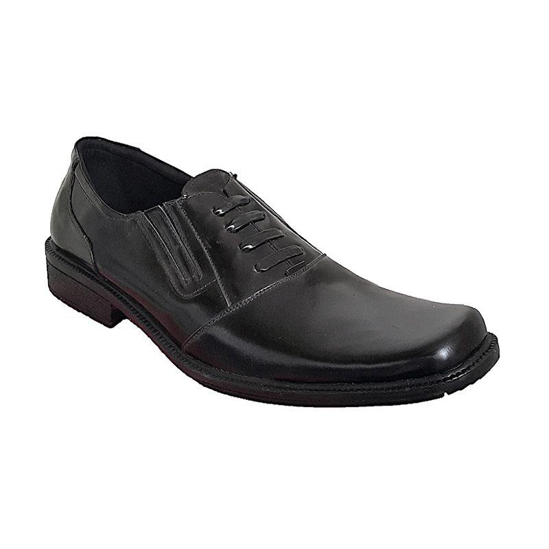 Handymen Formal F 05 Black Sepatu Pria