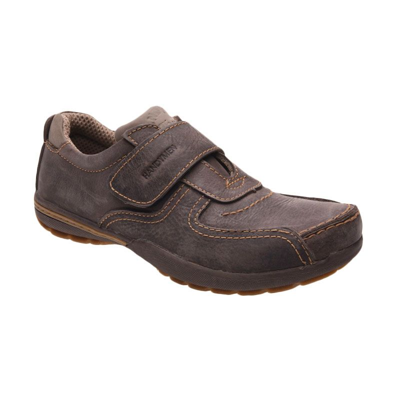 Handymen FR 03 Olive Sepatu Pria