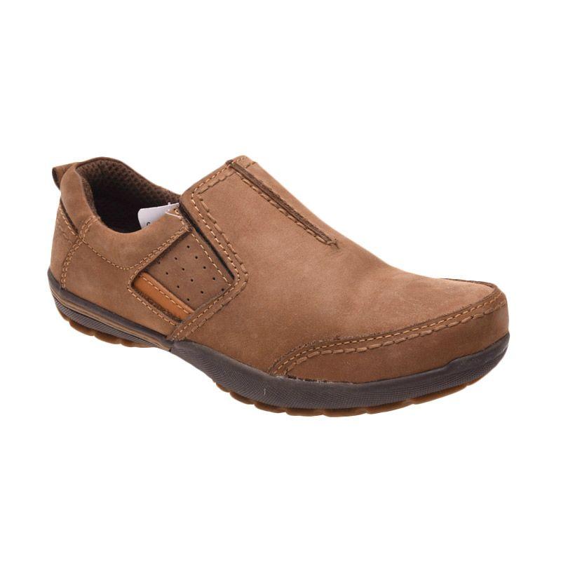 Handymen FR 04 Milk Brown Sepatu Pria