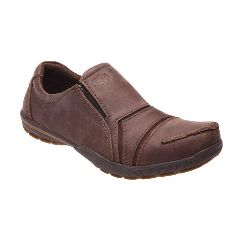 Handymen FR 07 Olive Brown Sepatu Pria