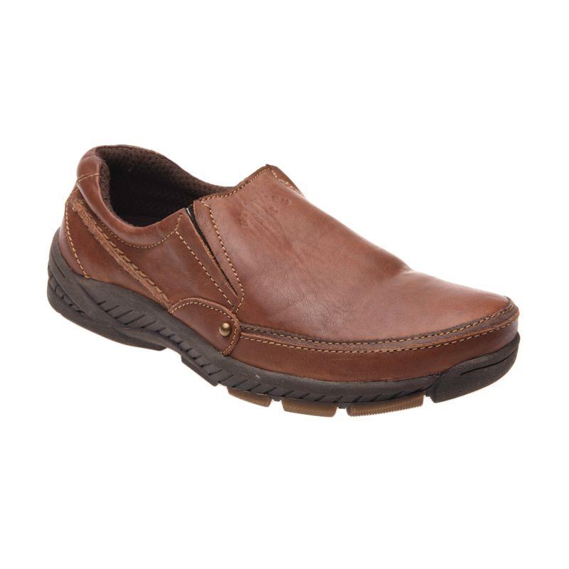 Handymen HK 017 Choco Sepatu Pria