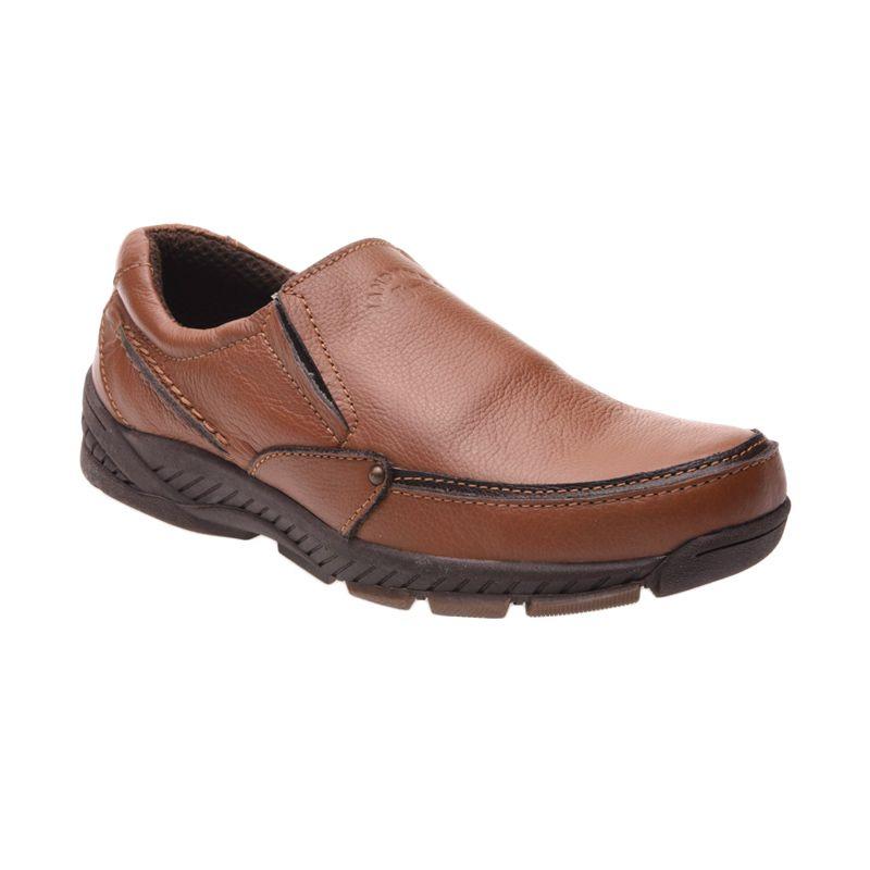 Handymen HK 017 Tan Sepatu Pria