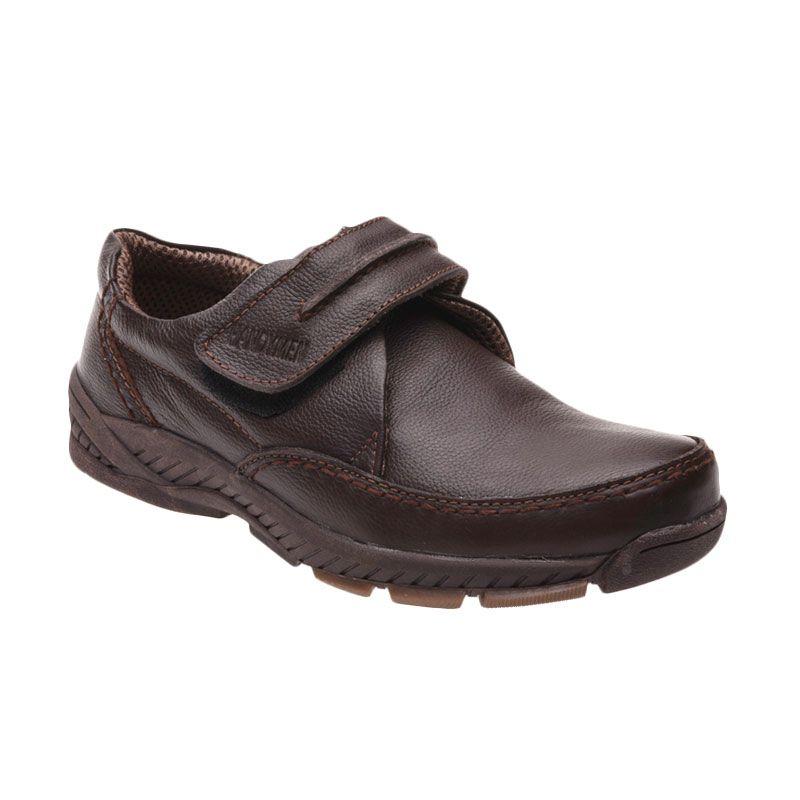 Handymen HK 02 Coffee Sepatu Pria