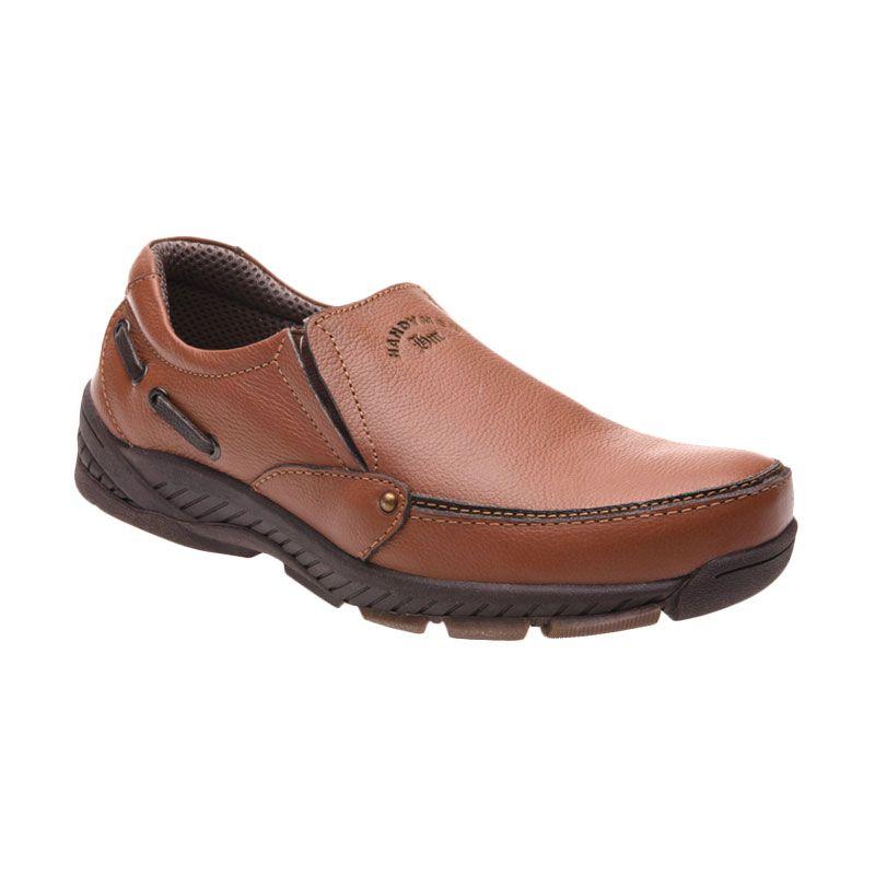 Handymen HK 032 Tan Sepatu Pria
