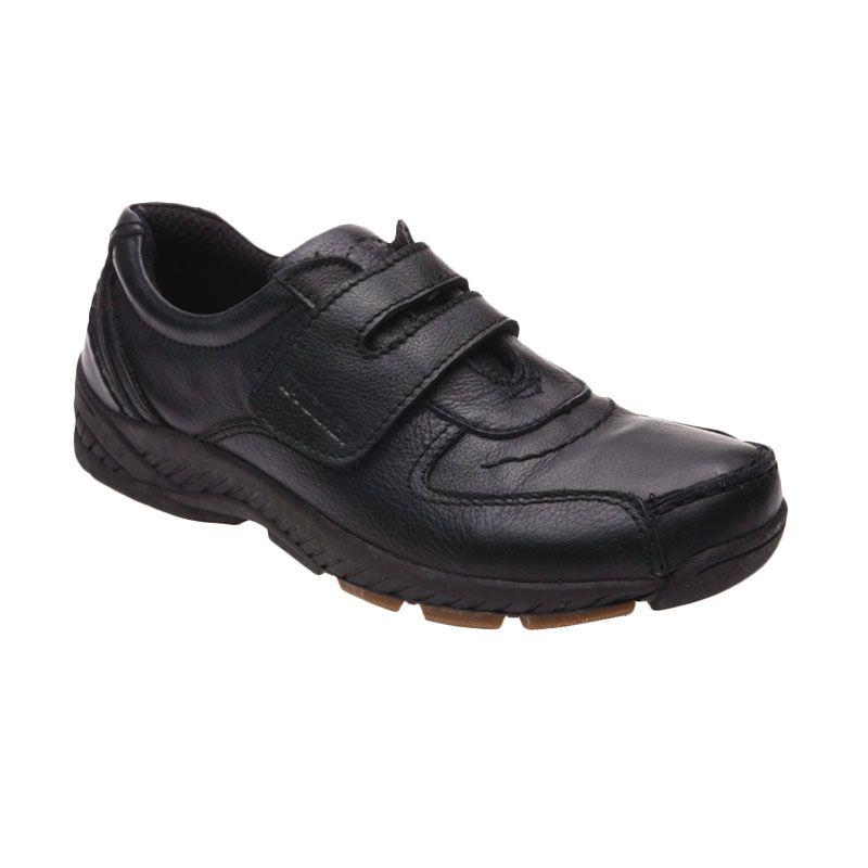 Handymen HK 04 Black Sepatu Pria