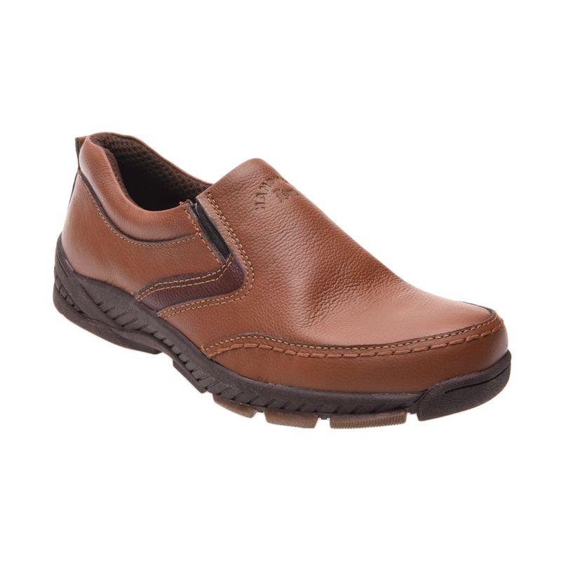 Handymen HK 07 Tan Sepatu Pria