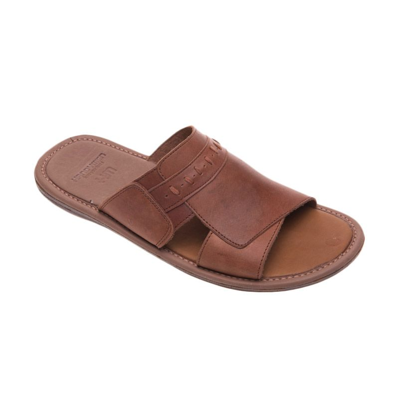 Handymen Hmt.04 Light Brown Sandal Pria