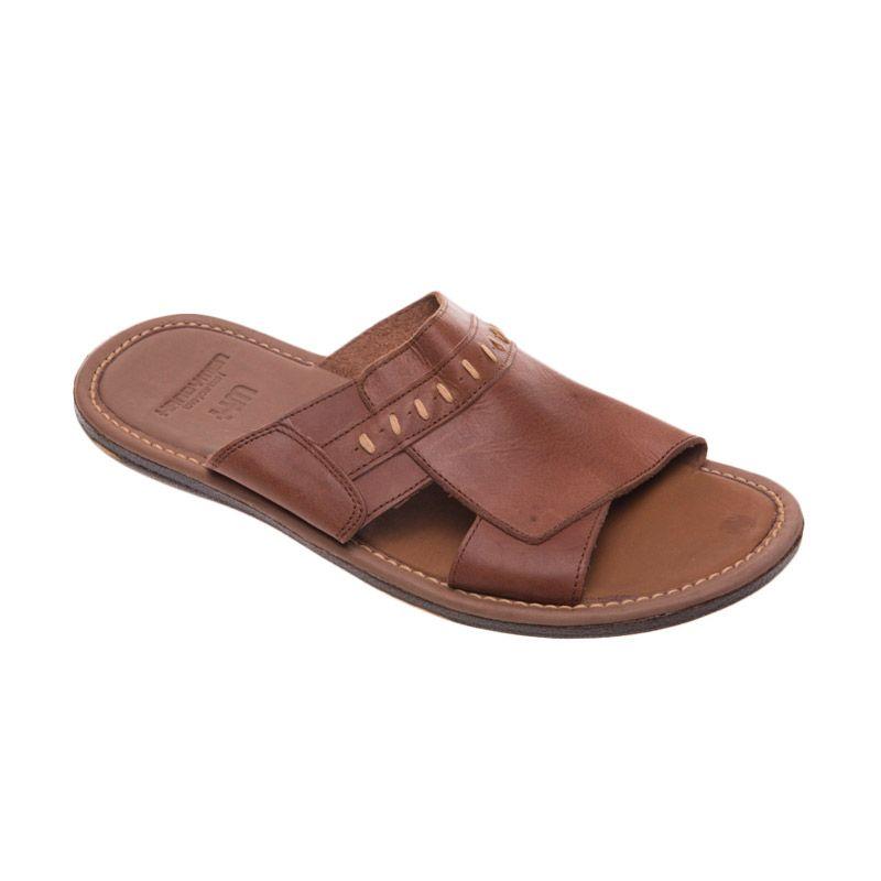 Handymen Hmt 04 Tan Sandal Pria