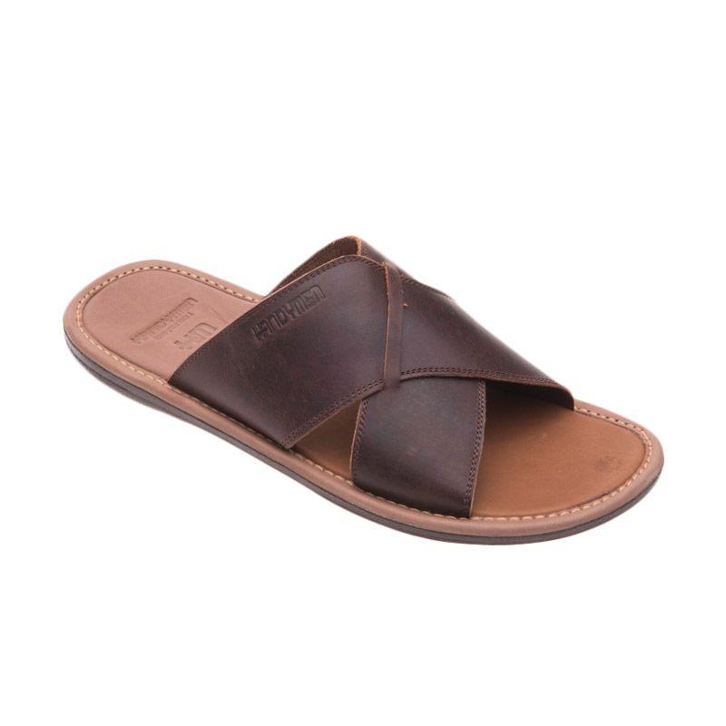 Handymen Hmt.01 Coffe Sandal Pria