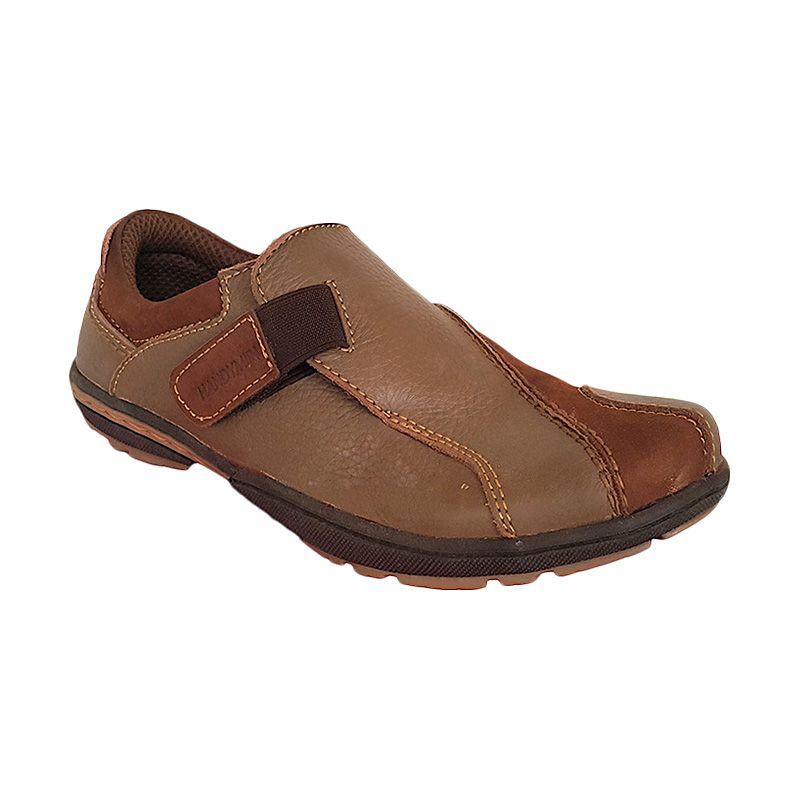 Handymen JGR 11 Olive Sepatu Pria